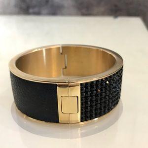 Swarovski black and gold bracelet *NEW*